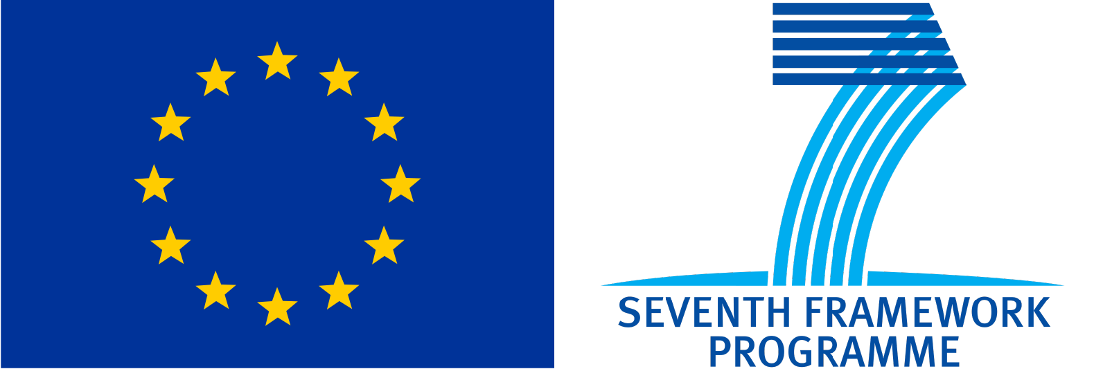 European Union and FP7 logos
