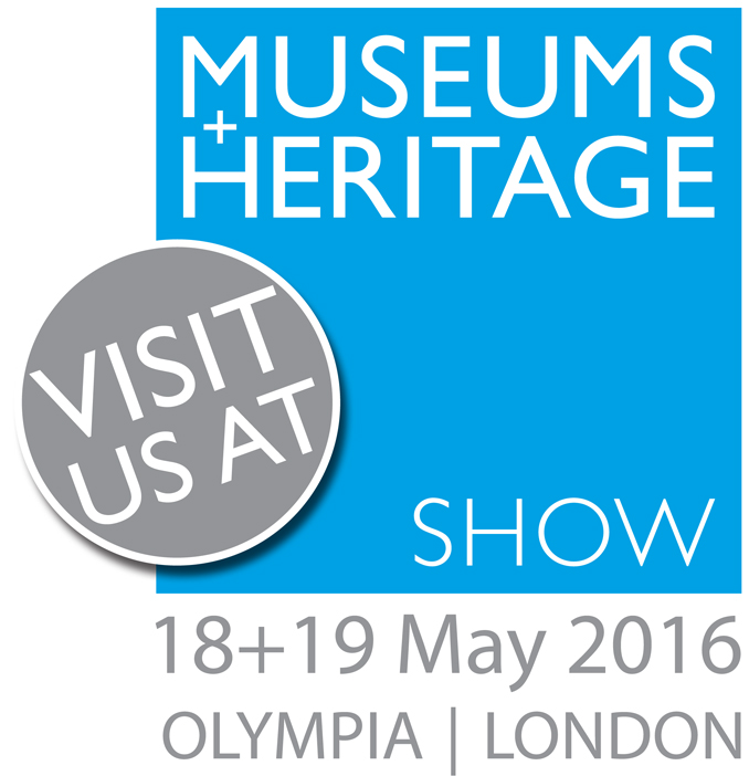 link to Museums + Heritage event website